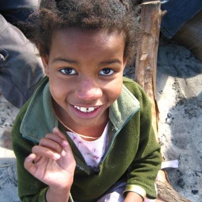 Benjamin C en Afrique du Sud